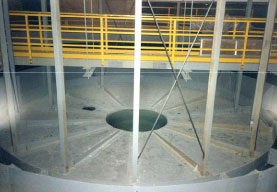 Wastewater Treatment Plant (Swirl Concentrators)