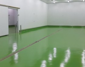 Stonclad UR, Overcoming the Limitations of PU Floor for Food Processing Facility