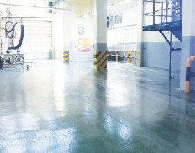 Stonfil OP2, Key to Success of Epoxy and PU Floor in High Moisture Areas