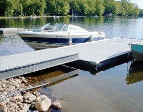 Boat Dock (Horseshoe Lake)