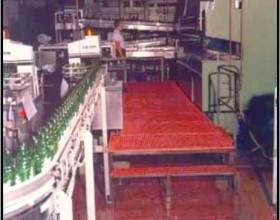 FRP Grating Walkway Platform (Great Plains Coca-Cola Bottling Company)