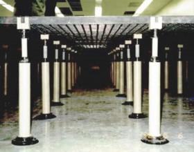 FRP Grating Platform ( Seagate Technologies )