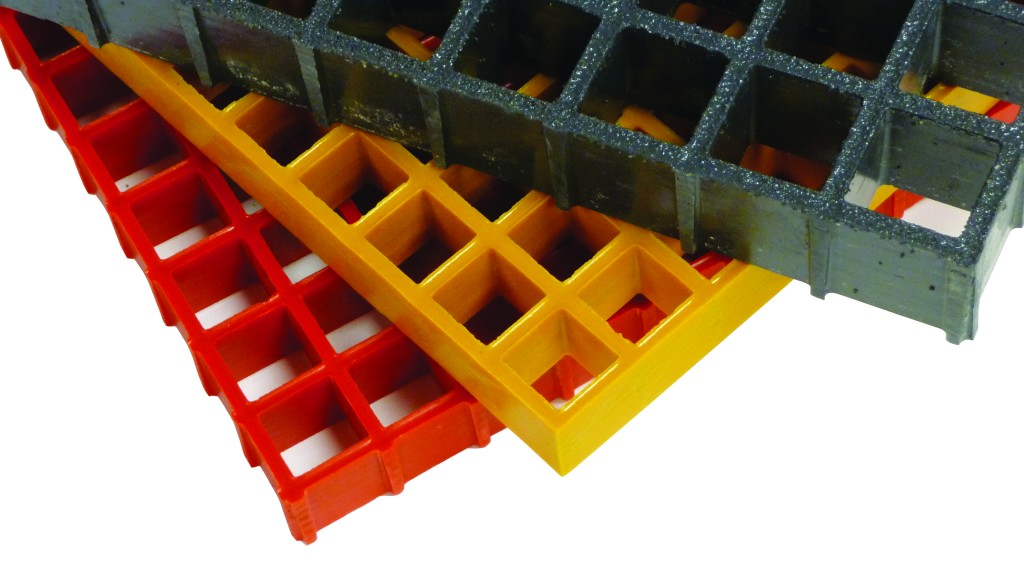Fibergrate Molded Grating Mix (1)
